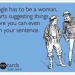 גוגל הוא כנראה אשה